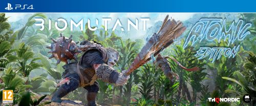 Biomutant Atomic Edition PS4