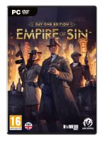 Empire of Sin Day One Edition PC