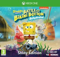 Spongebob SquarePants: Battle for Bikini Bottom - Rehydrated Shiny Edition XBOX ONE