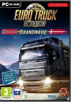 Euro Truck Simulator 2: Skandinávie PC