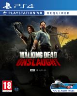 The Walking Dead: Onslaught VR PS4