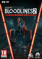 Vampire: The Masquerade Bloodlines 2 First Blood Edition PC