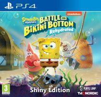 Spongebob SquarePants: Battle for Bikini Bottom - Rehydrated Shiny Edition PS4