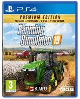 Farming Simulator 19: Premium Edition PS4