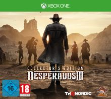 Desperados 3 Collector's Edition XBOX ONE