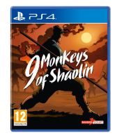 9 Monkeys of Shaolin PS4