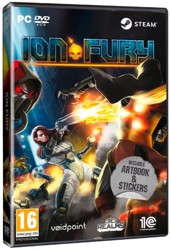 Ion Fury PC