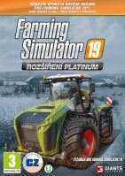 Farming Simulator 19: Platinum Expansion PC