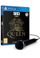 Let's Sing Presents Queen + 1 microphone PS4
