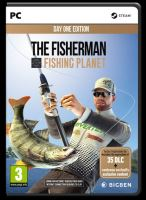 Fisher Man: Fishing Planet PC