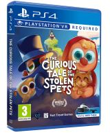 The Curious tale of the Stolen Pets PSVR PS4