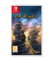 Port Royale 4 SWITCH