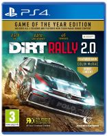DiRT Rally 2.0 GOTY Ed. PS4