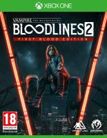 Vampire: The Masquerade Bloodlines 2 First Blood Edition XBOX ONE