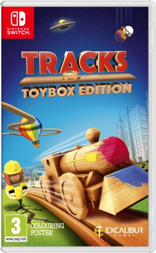 Tracks - Toybox Edition SWITCH