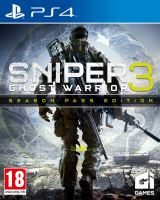 Sniper: Ghost Warrior 3 Season Pass Edition PS4