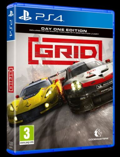 Grid D1 Edition PS4