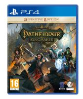 Pathfinder: Kingmaker - Definitive Edition PS4