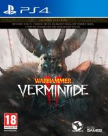 Warhammer Vermintide 2 Deluxe Ed. PS4