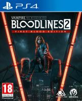 Vampire: The Masquerade Bloodlines 2 First Blood Edition PS4